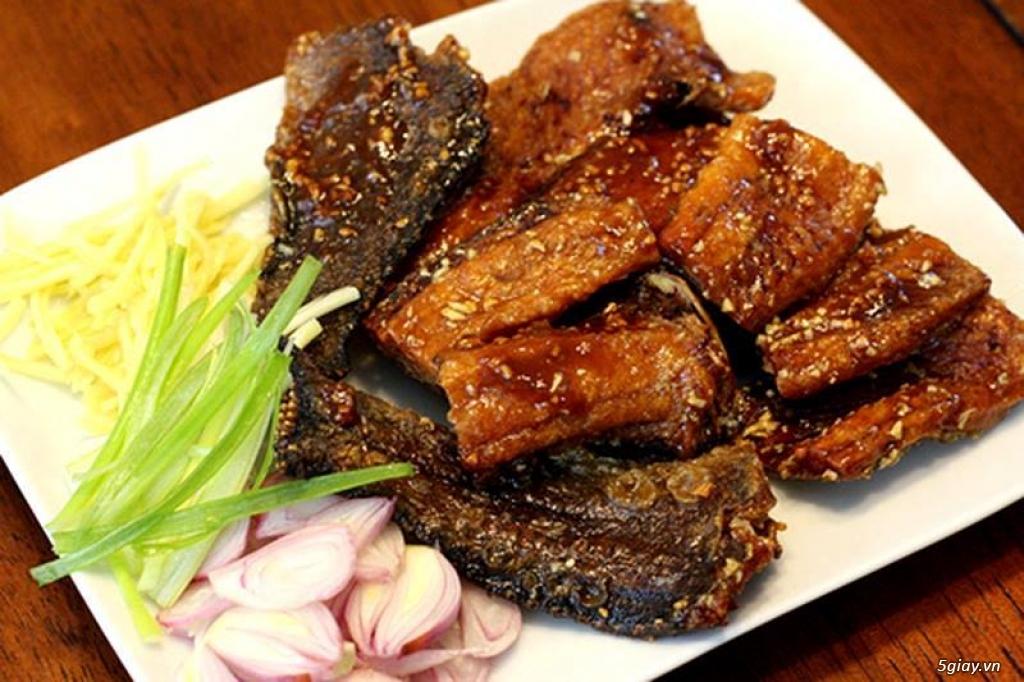 Photo of Độc lạ An Giang khô cá sấu. Bạn đã ăn thử chưa ?