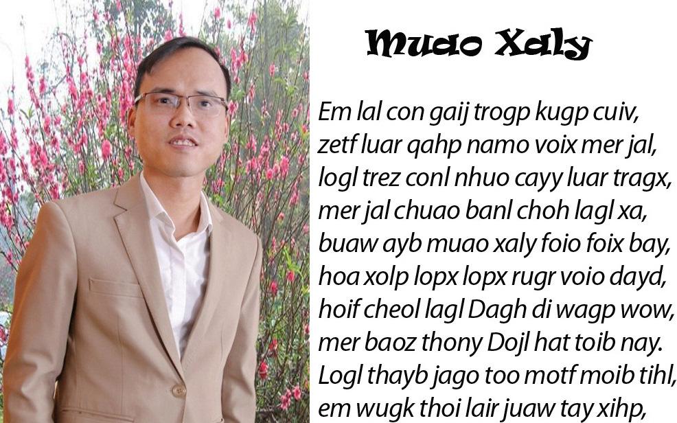 Photo of Bị phản ứng gay gắt với công trình Tiếng Việt không dấu, tác giả đã lên tiếng phản biện