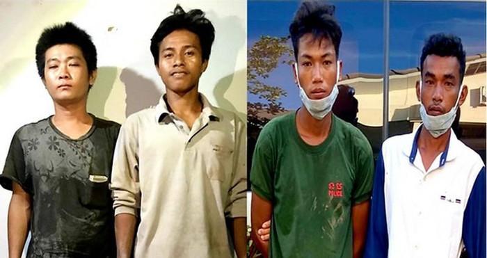 Photo of An Giang liên tiếp bắt giữ các đối tượng nhập cảnh trái phép qua biên giới